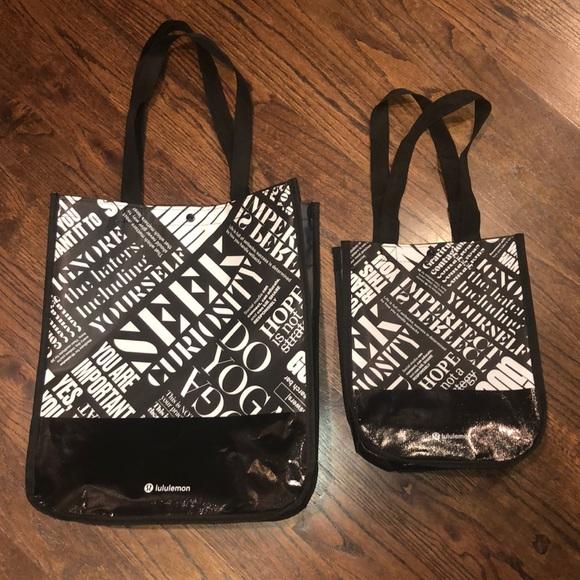 lululemon athletica Handbags - Lululemon Bag Set